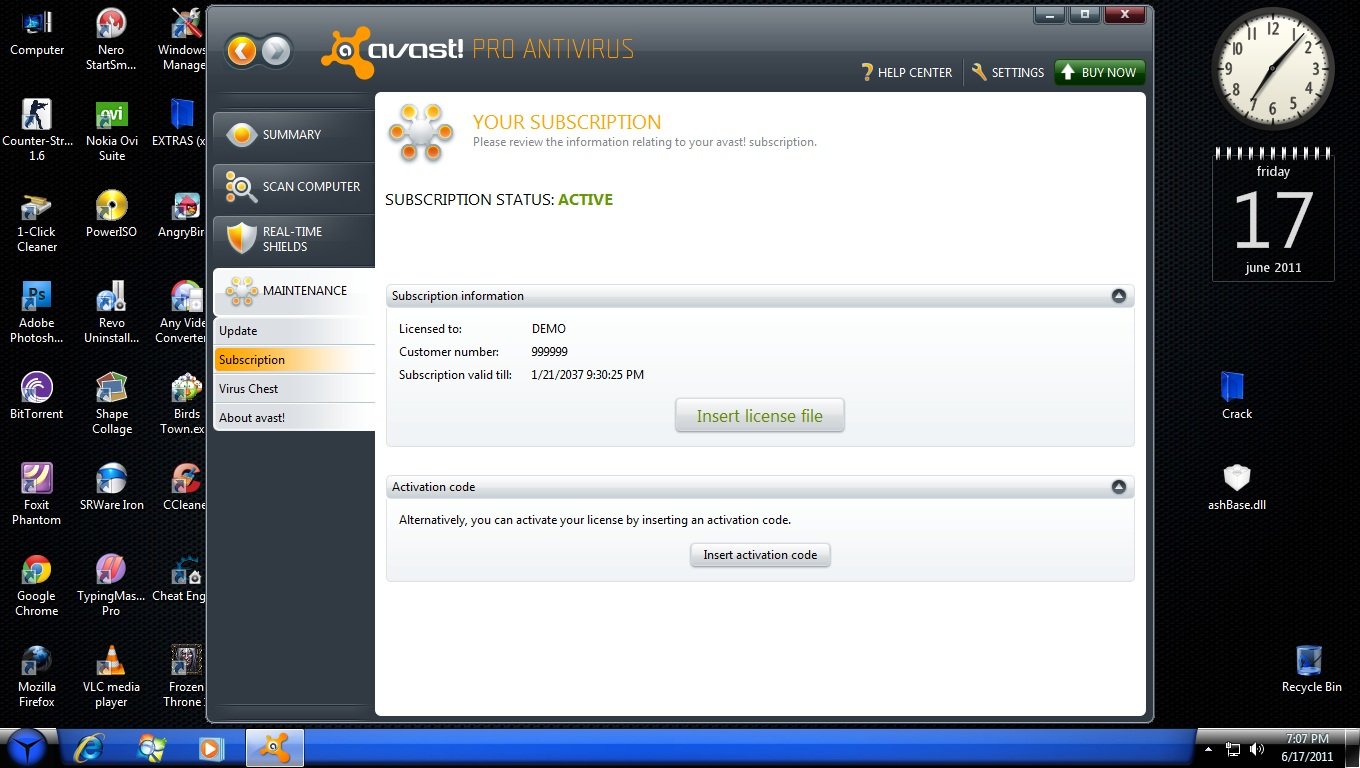 Or PC Windows your for utility antivirus comprehensive a for Looking-2038 u