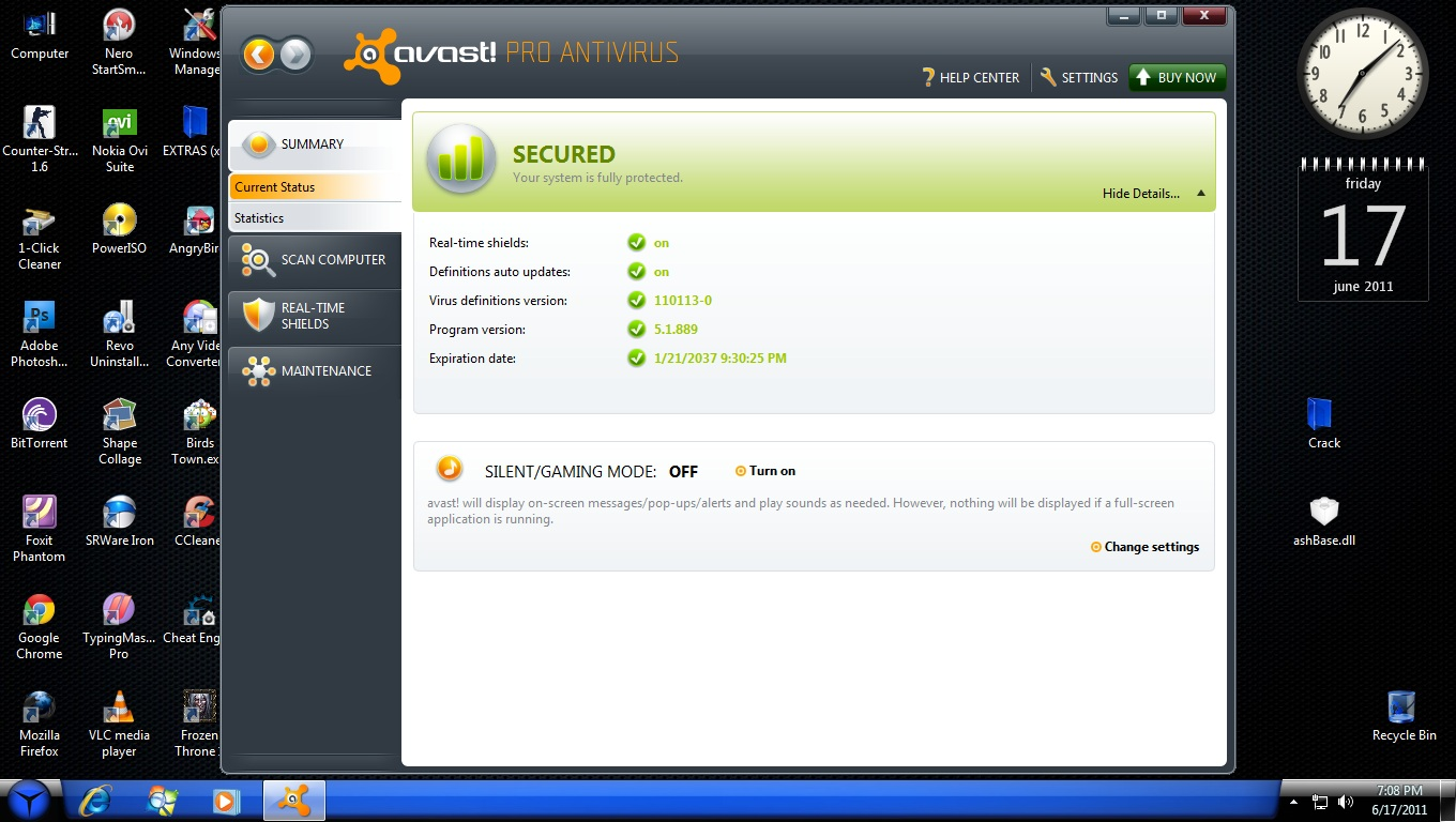 Pro Antivirus is a comprehensive security software that offers. . License.